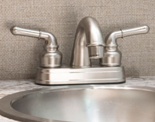 RESIDENTIAL STYLE FAUCET