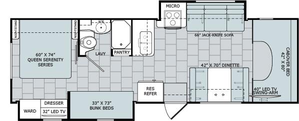 Floorplan 30D