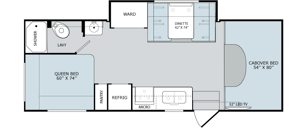 Floorplan 25G
