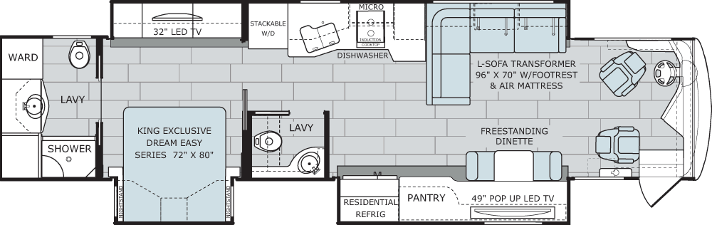 Floorplan 40E
