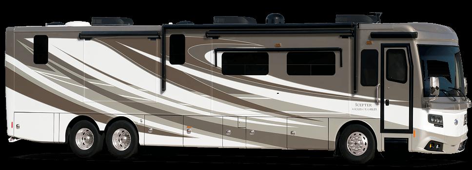 Scepter – Holiday Rambler RV – Class A Diesel Motorhomes