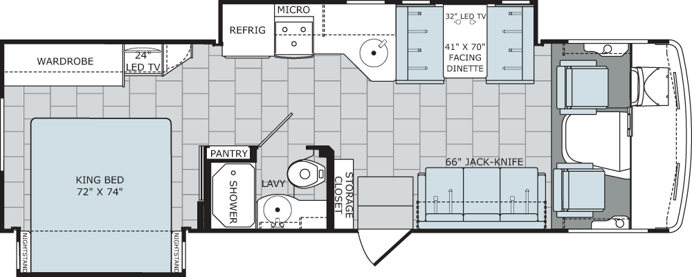 Floorplan 30U