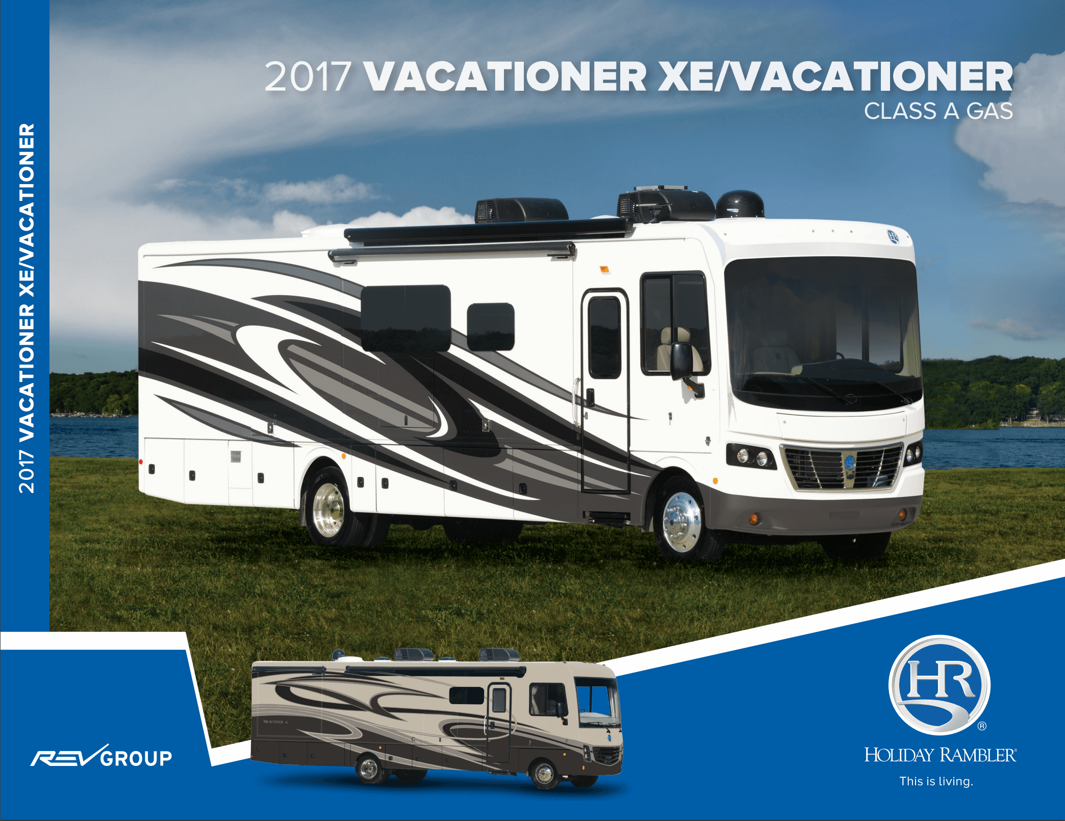2017 VACATIONER brochure thumb