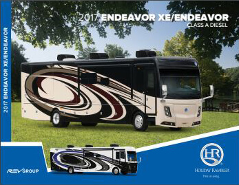 2017 ENDEAVOR XE brochure thumb