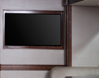 LED WIDE-SCREEN TV