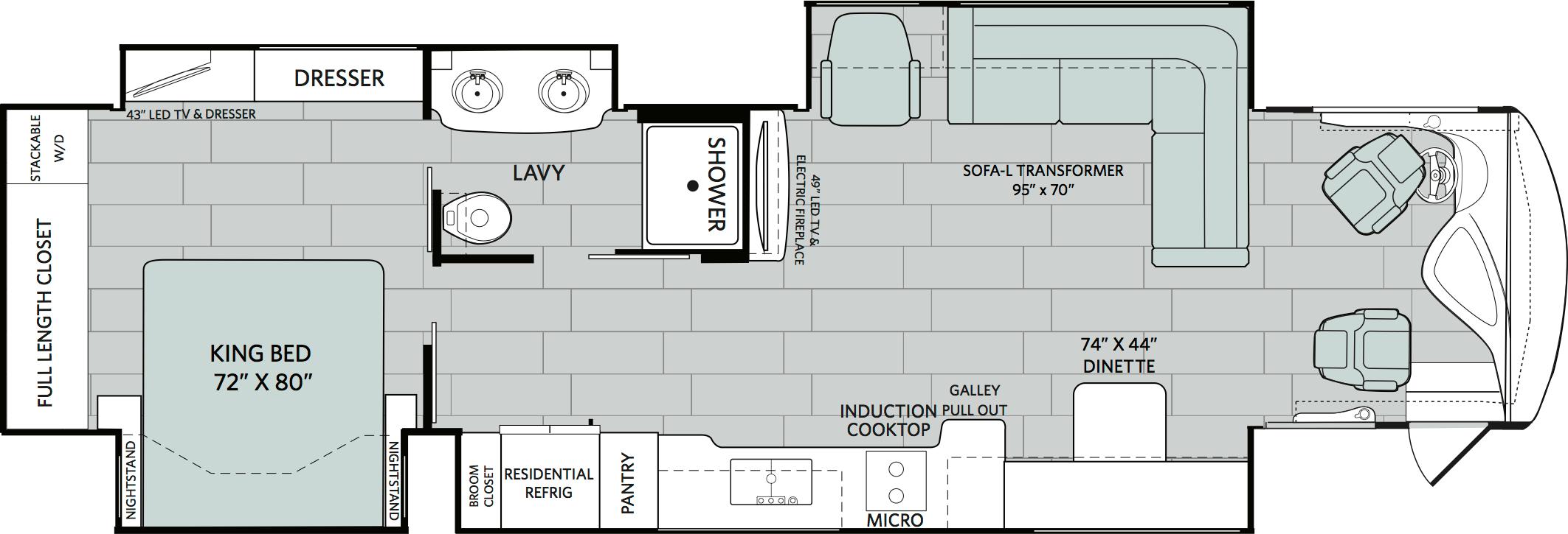 Floorplan 39F