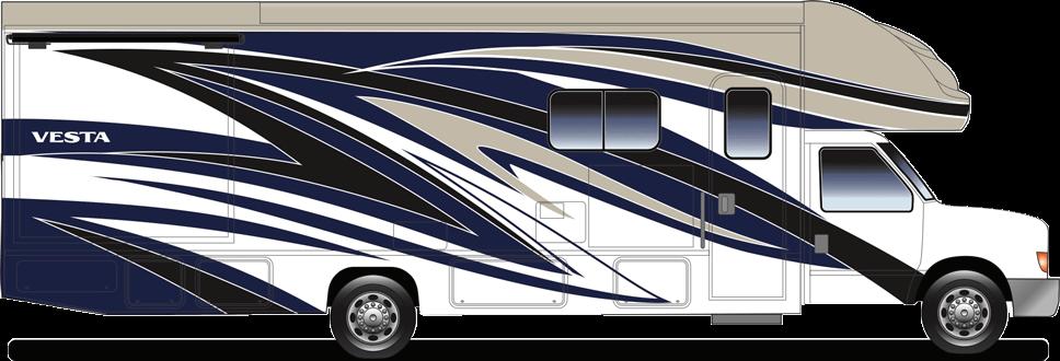 Vesta RV – Holiday Rambler Vesta RV – Class C Motorhomes