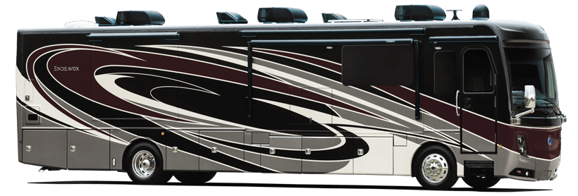 Endeavor RV – Holiday Rambler Endeavor RV – Class A Diesel