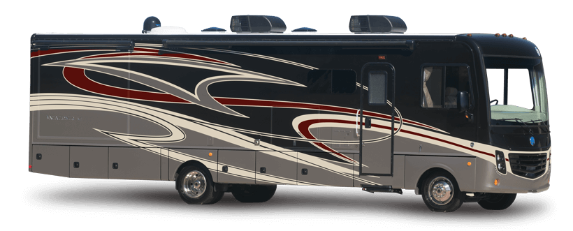 vacationer xe rv \u2013 holiday rambler vacationer \u2013 class a gas motorhomes Trailer Light Diagram