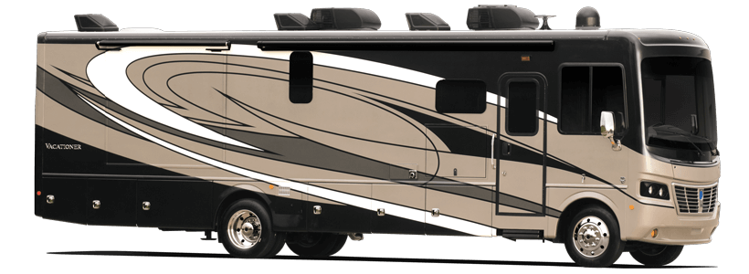 Vacationer RV – Holiday Rambler Vacationer – Class A Gas