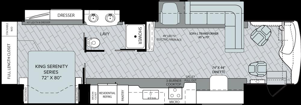 Floorplan 38F