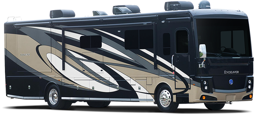 Endeavor RV – Holiday Rambler Endeavor RV – Class A Diesel Motorhomes