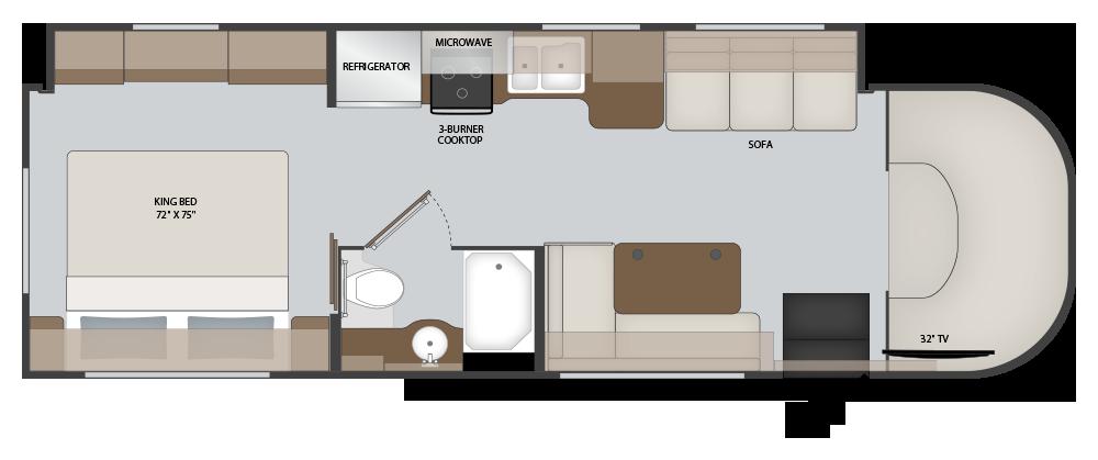 Floorplan 30F