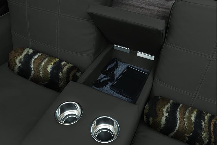 theatre seat storage