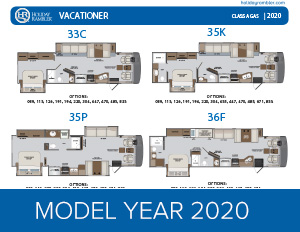 2020 Vacationer Sales Sheet brochure thumb
