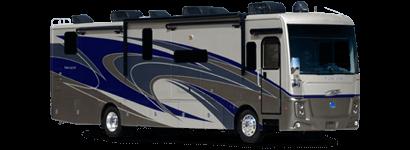 Holiday Rambler Motorhome Construction & Motorhome Chassis